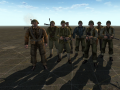 Skins Pack for Men of War AS1