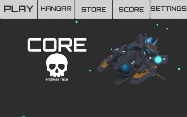 Core endless race v 1.13