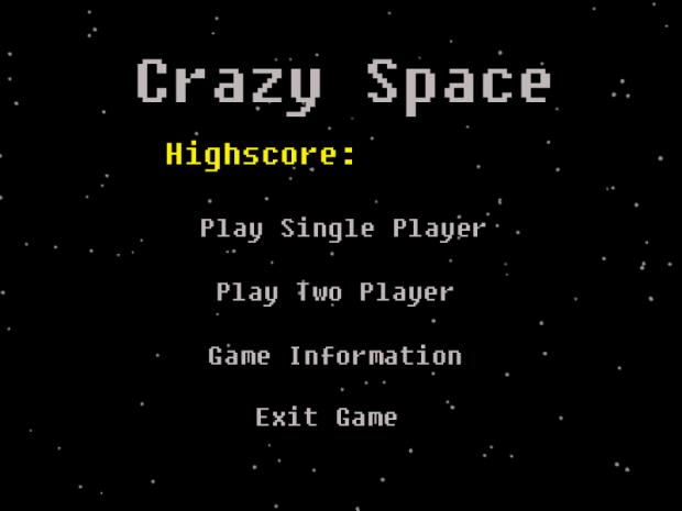 Crazy Space Beta