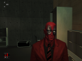 Deadpool Skin for Hitman Blood Money