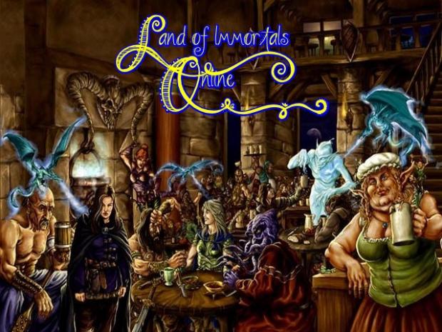 Alpha Land of Immortals Online v1.0