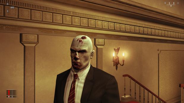 Zombie Mod Hitman Blood Money
