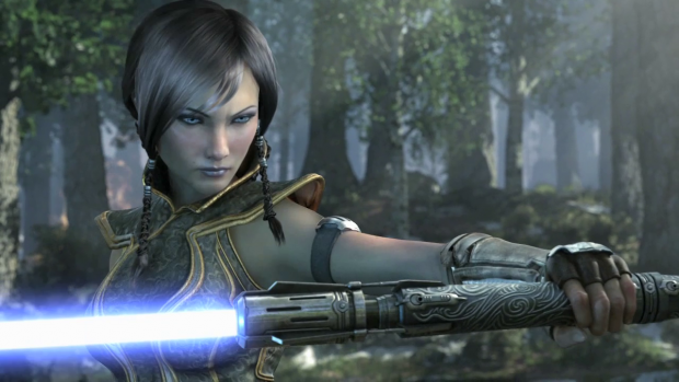 Satele Shan from SWTOR