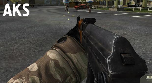 AKS on MOH model