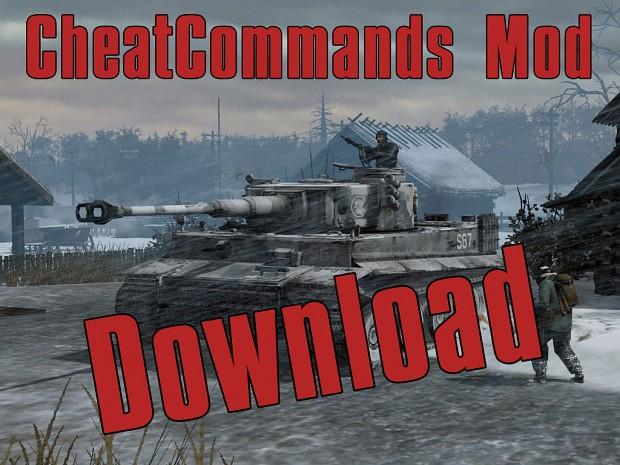 CheatCommands Mod ULE v. 1.7.4