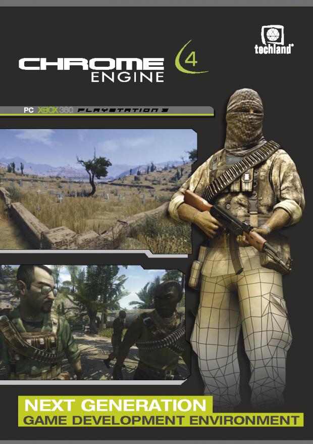 Chrome Engine Leaflet