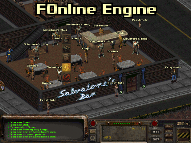 FOnline Engine Image #01