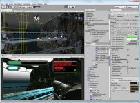 Unity Development Screens