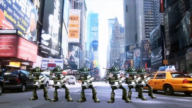 Round-Up(Gangnam Style Parody) WIP