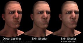 Skin Shader
