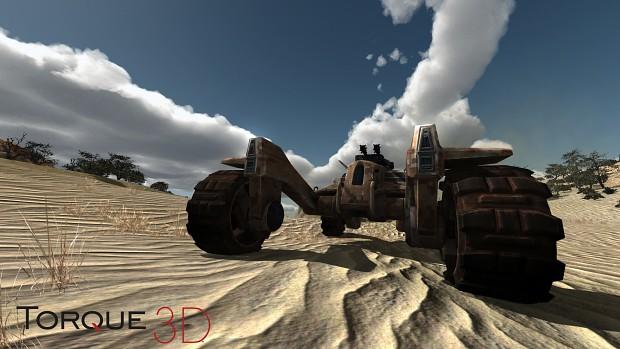 DeathBall Desert