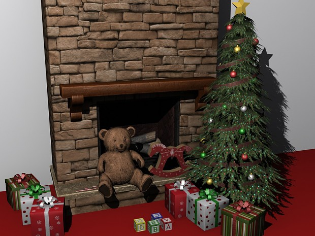 Christmas Game Tournament Props