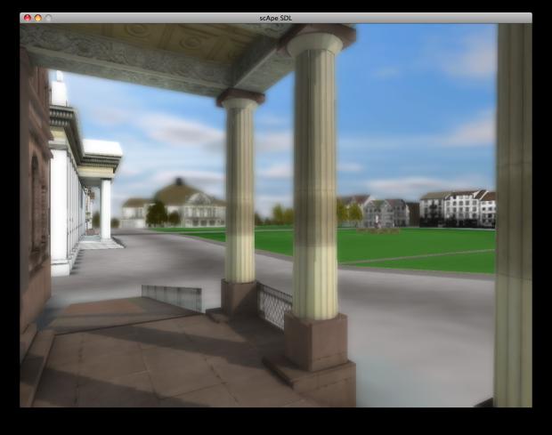 scApe engine screenshots
