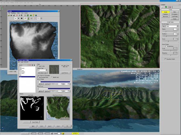Terrain Editing