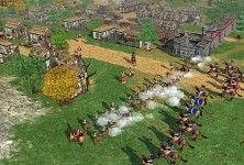 Empires: Dawn of the Modern World screenshot