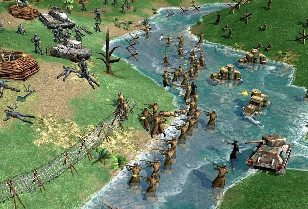 Empires: Dawn of the Modern World screenshot