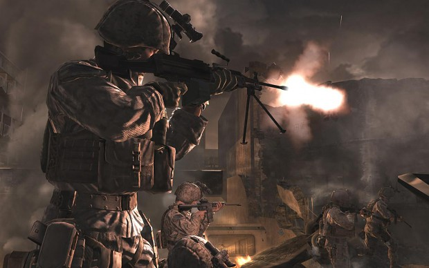 Call of Duty over the years