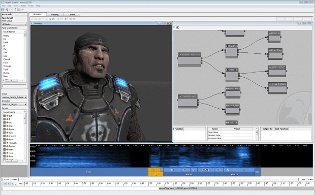 FaceFX Facial Animation