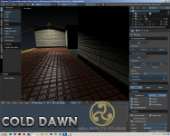 Cold Dawn Progress: Level building