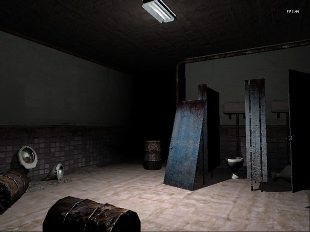 screens from Deadly Light demo