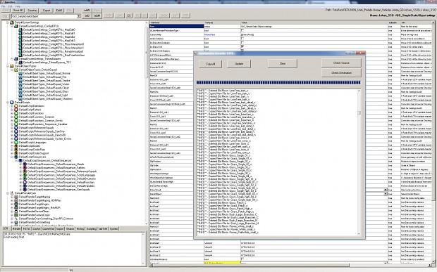 SamOne Engine editor