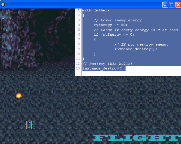 Another Game Created Using the Flight GDK