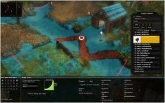 AI & navigation mesh manager