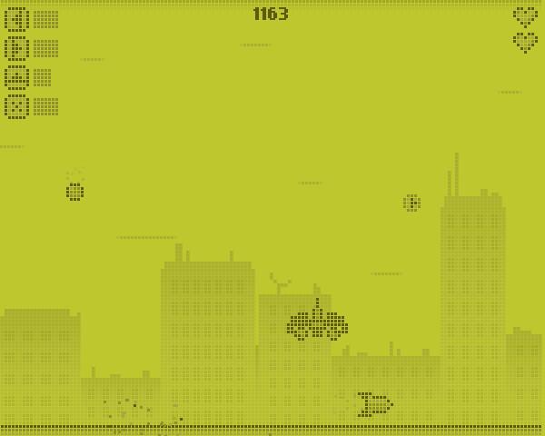 Dot-Matrix Shooter by FriedPixel Games