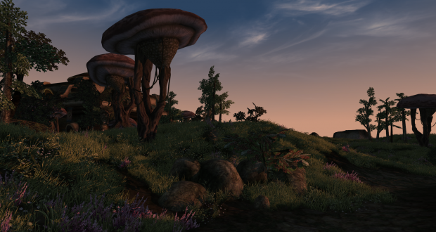 Shadows in OpenMW 0.46