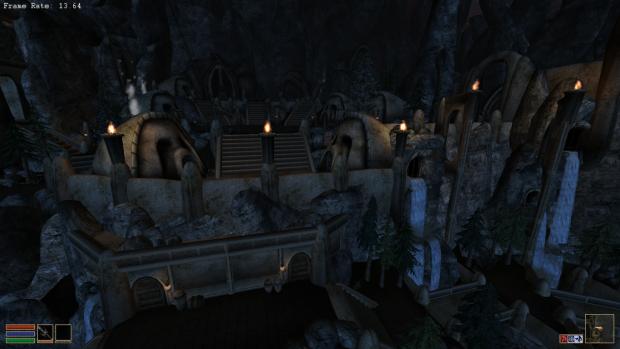 A small journey into Tamriel Rebuilt