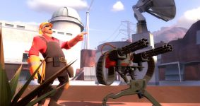 Team Fortress 2: Engineer