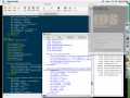 Debugging Digesteroids in the MacOS IDE