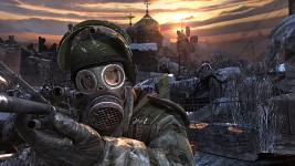 Metro 2033 screenshot (2010)