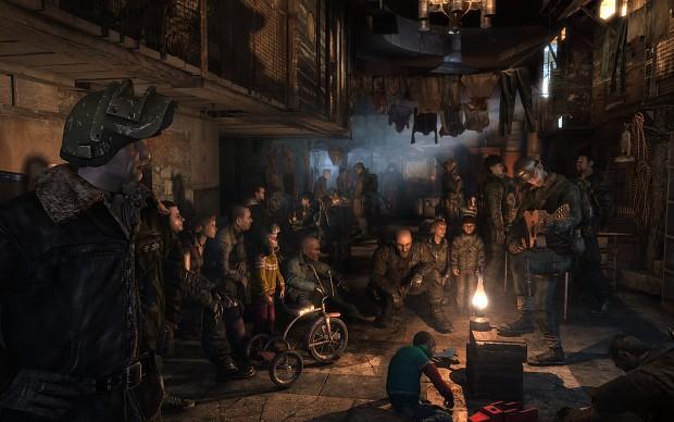 Metro 2033 screenshot (2010)
