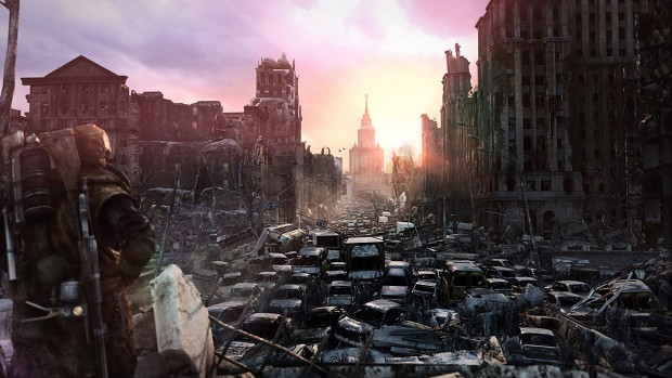Metro: Last Light screenshot (2012)