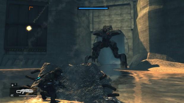 Deep Black: Reloaded screenshots
