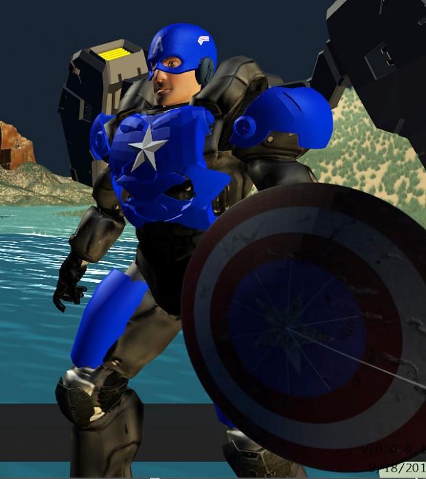 Cyclone Game Engine: Armor Customization