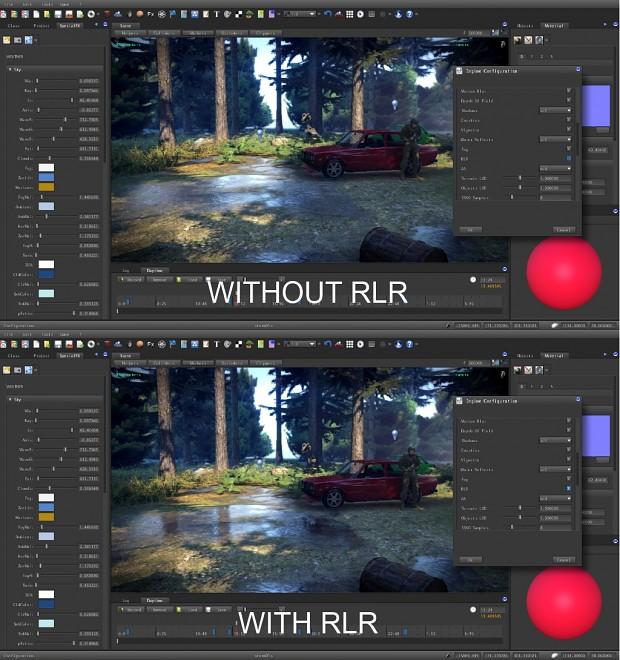 RLR in S2ENGINE HD 1.4.0