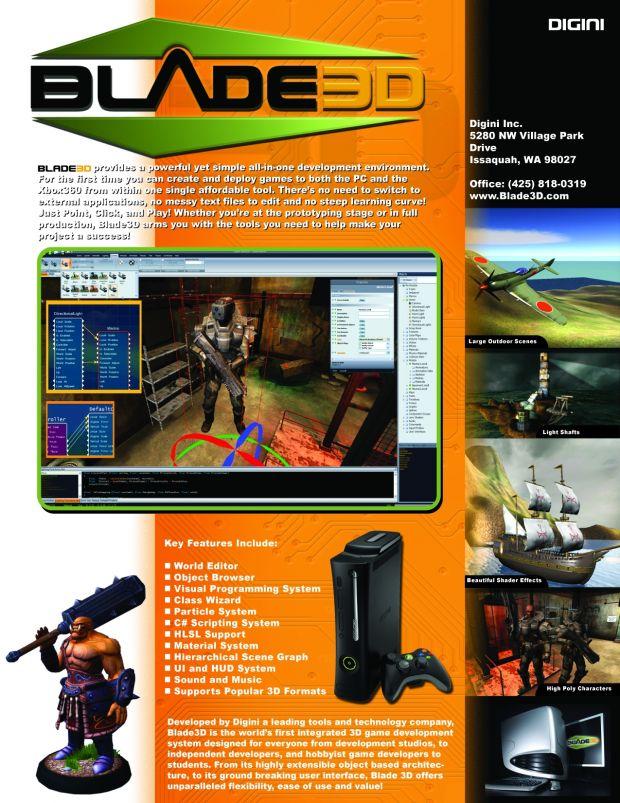 GDC Promo Sheet
