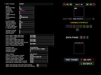 Editor Screens