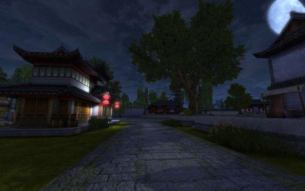 Ninja Power Game Demo Screenshot
