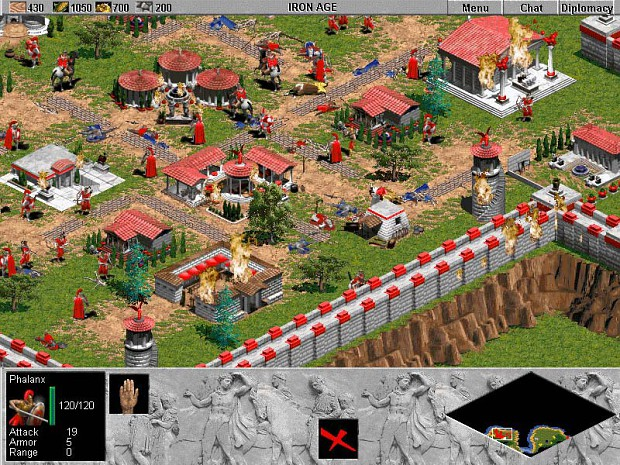 Age of Empires I (1997)