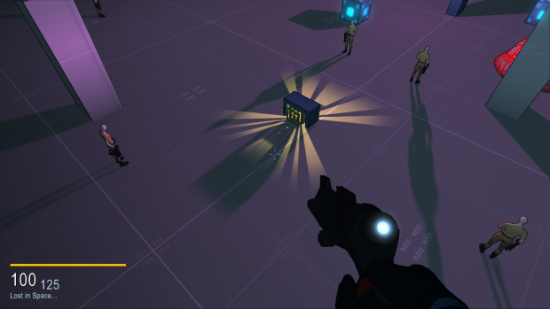 Shadowmaps from alpha tested surfaces
