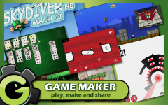 Game Maker now available on the App Store
