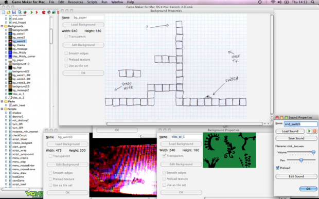 Game Maker now available on the App Store image - GameMaker