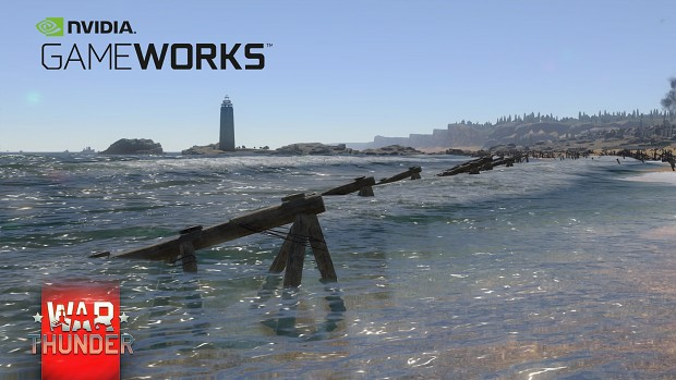 nVIDIA WaveWorks