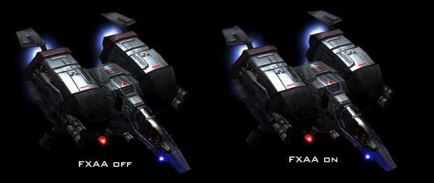 FXAA comparison