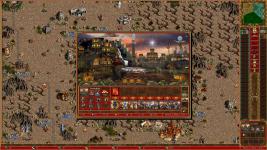 VCMI 0.98f - HotA town Cave