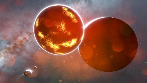 Volcanic Moon - Screenshot