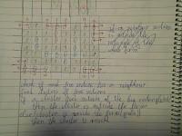 Notebook algorithms.